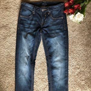 Vigors Dark Wash Skinny Jeans